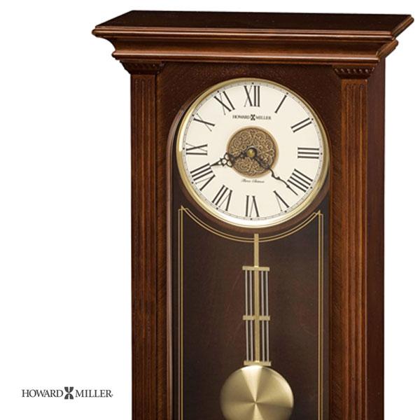 Marvelous HOWARD MILLER Howard Mirror Table Clock Clock STAFFORD 635 169fs3gm