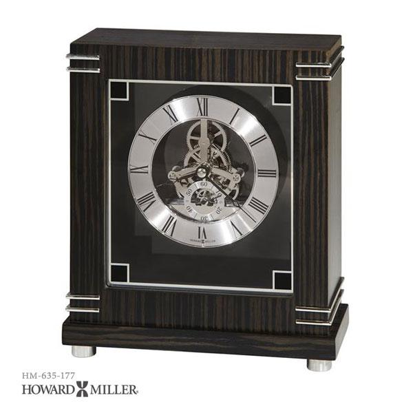 HOWARD MILLER ハワードミラー 置き時計 置時計 Batavia テーブルクロック 635-177