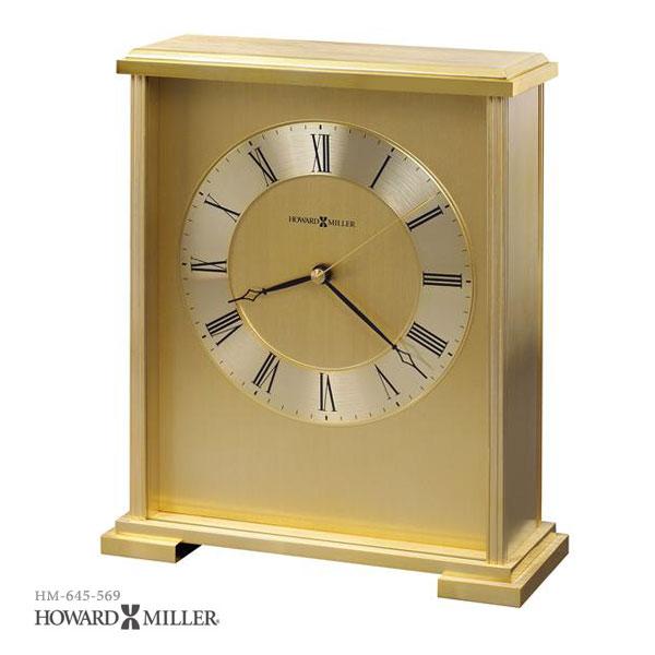 HOWARD MILLER Howard Mirror EXTON Table Clock Table Clock 645 569