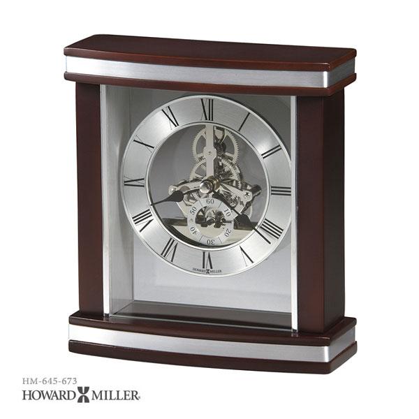 HOWARD MILLER ハワードミラー TEMPLETON 置き時計 置時計 テーブルクロック 645-673