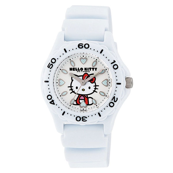 Hello Kitty手表HELLO KITTY WATCH休闲表居民Q&Q VQ75-431