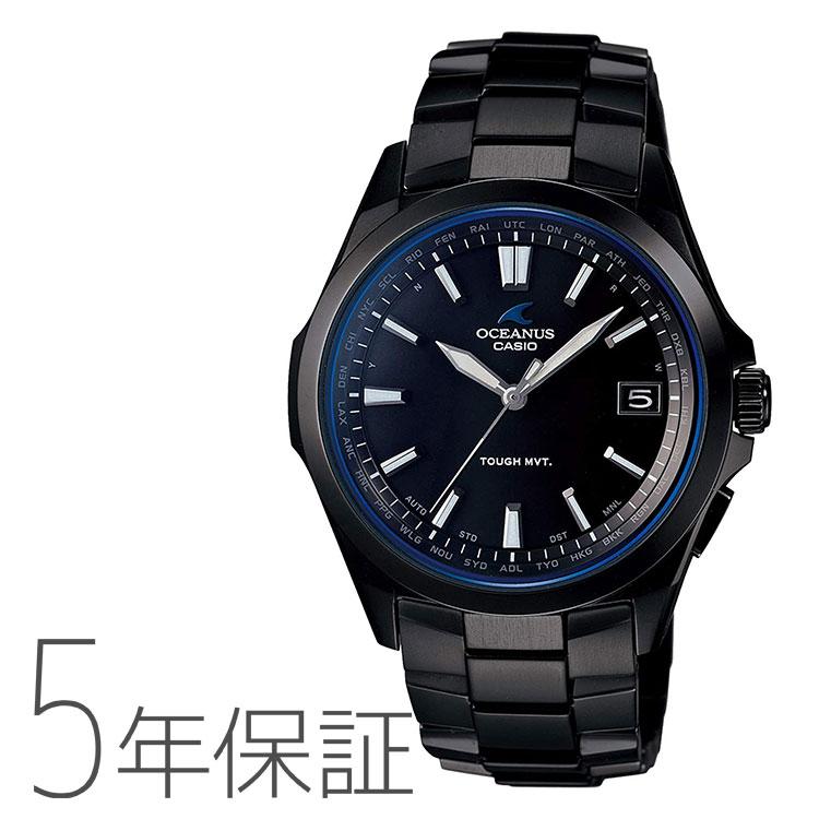 カシオ CASIO OCEANUS オシアナス OCW-S100B-1AJF メンズ 腕時計
