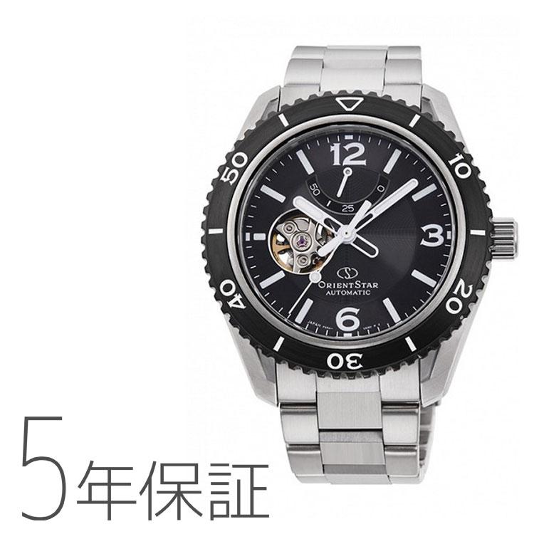 オリエントスター ORIENTSTAR スポーツコレクション 機械式 日本製 腕時計 メンズ RK-AT0101B お取り寄せ