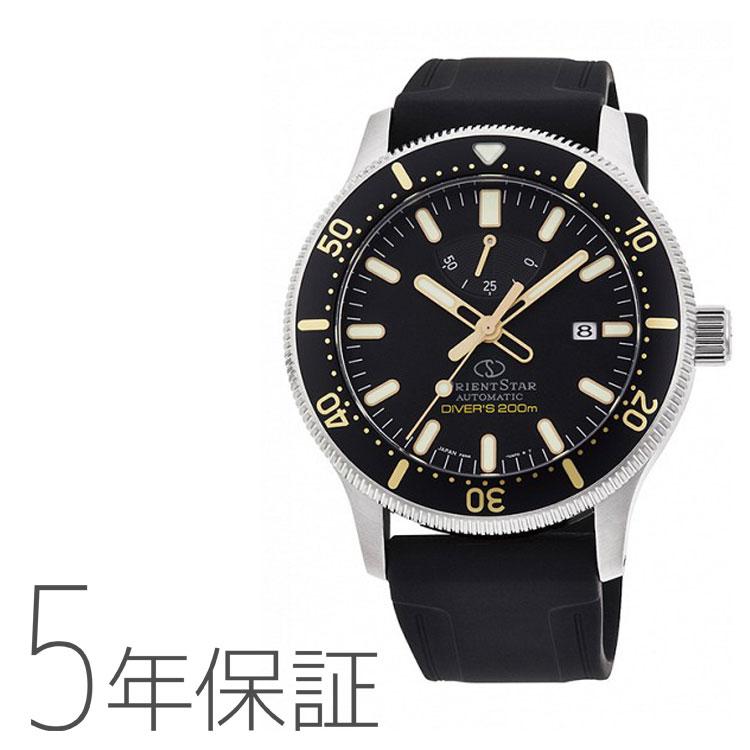オリエントスター ORIENTSTAR スポーツコレクション ダイバーズウオッチ 機械式 日本製 腕時計 メンズ RK-AU0303B お取り寄せ
