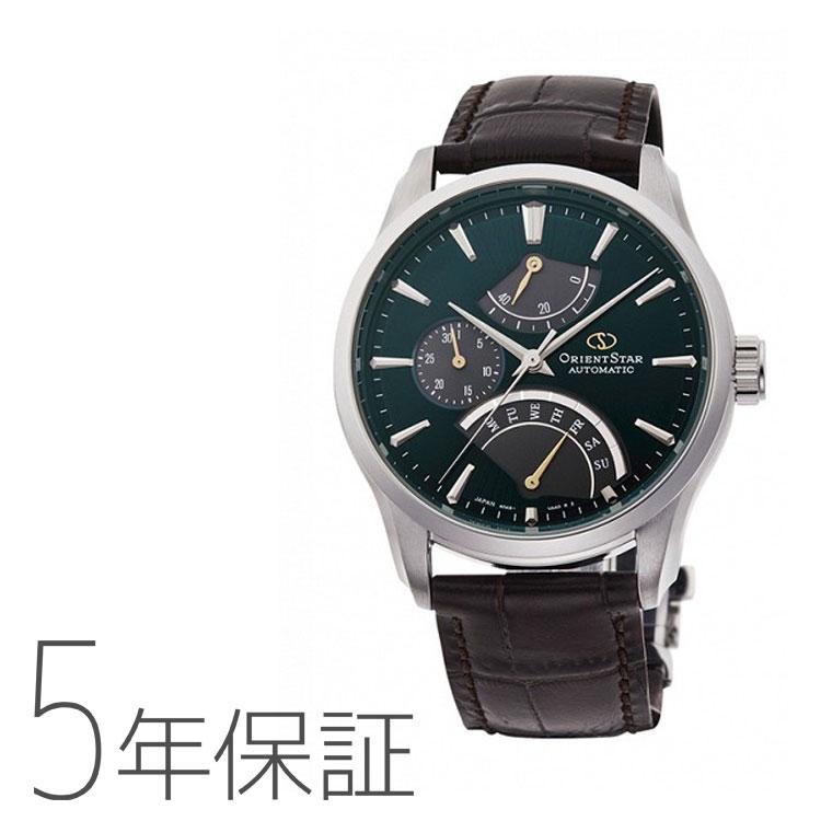 オリエントスター ORIENTSTAR コンテンポラリー レトログラード 機械式 日本製 腕時計 メンズ RK-DE0302E お取り寄せ