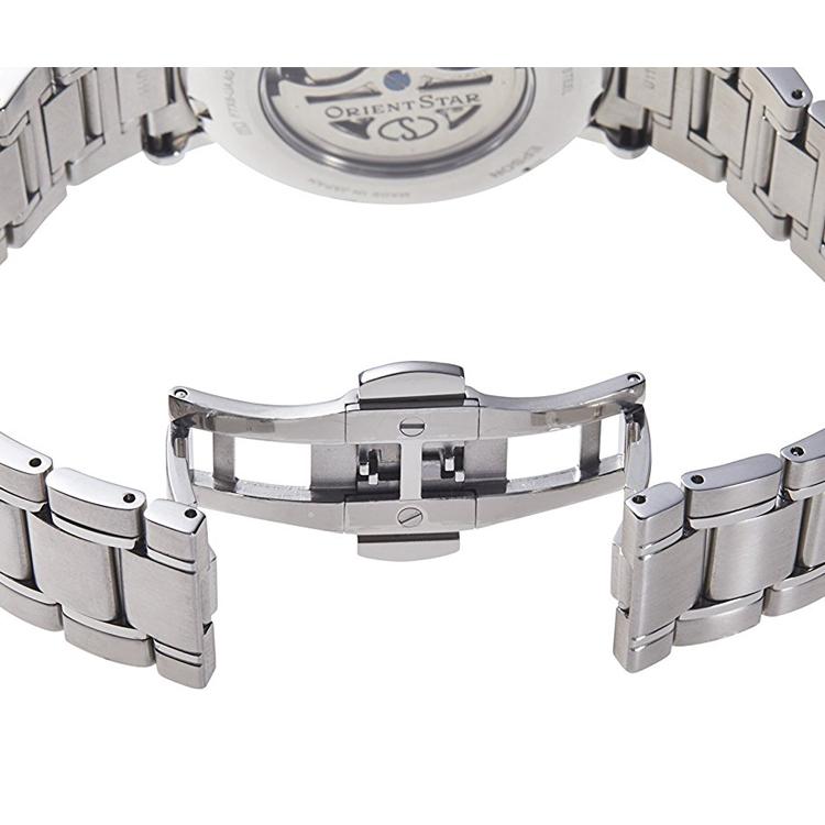 オリエントスター ORIENTSTAR セミスケルトン シースルー 機械式 RK-HH0004B メンズ 腕時計 取り寄せ