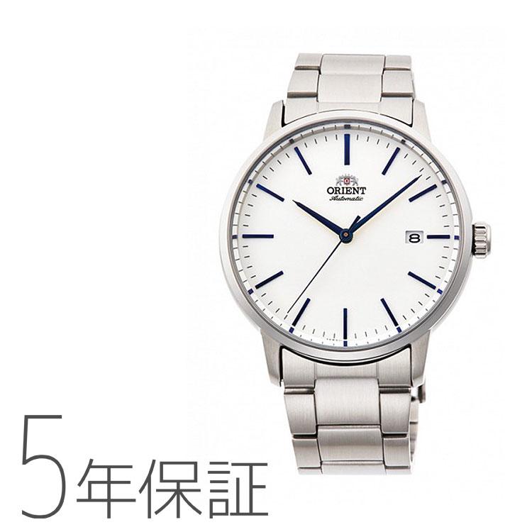 オリエント ORIENT コンテンポラリー 機械式 日本製 腕時計 メンズ RN-AC0E02S お取り寄せ