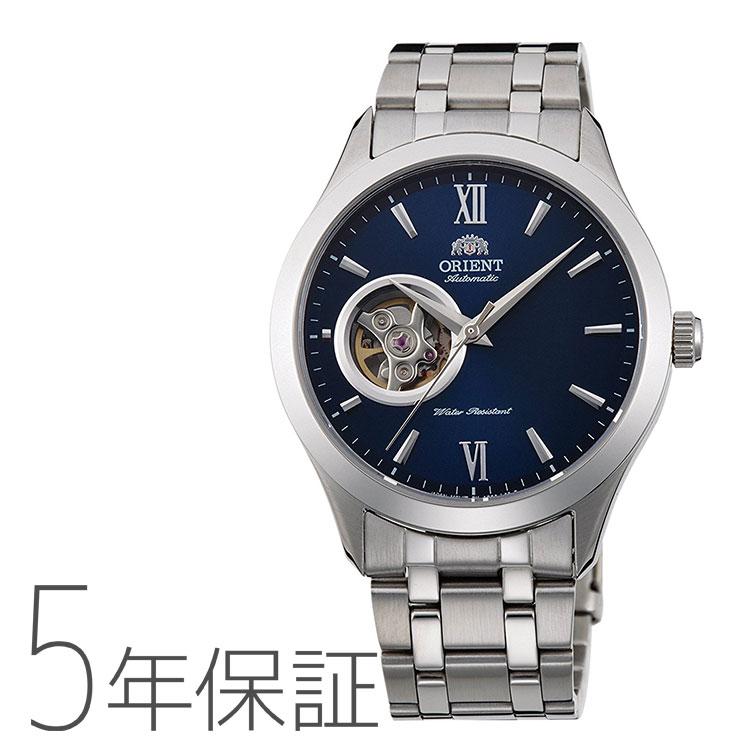 オリエント 機械式 ORIENT スタンダード セミスケルトン RN-AG0003L メンズ 腕時計 取り寄せ