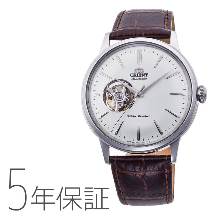 オリエント クラシック ORIENT セミスケルトン 機械式 RN-AG0005S メンズ 腕時計 取り寄せ