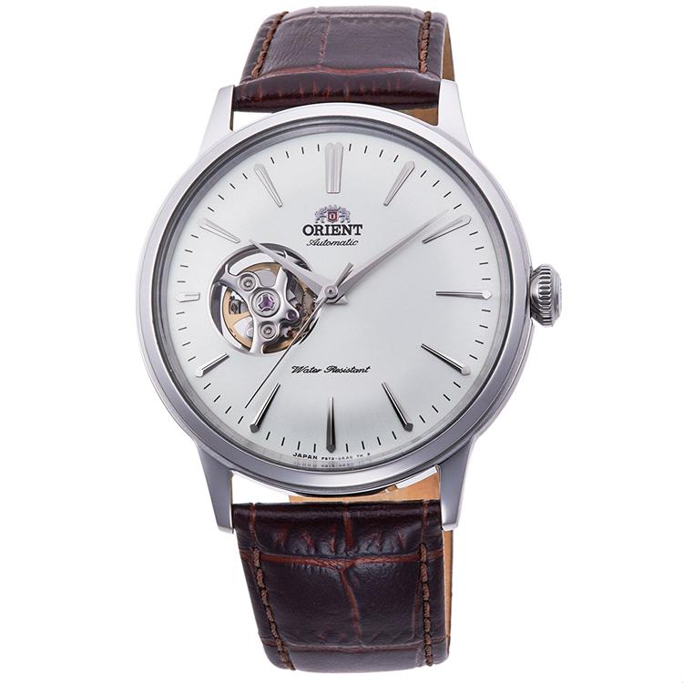 オリエント クラシック ORIENT セミスケルトン 機械式 RN-AG0005S メンズ 腕時計