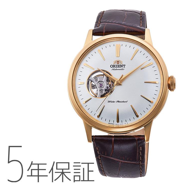 オリエント クラシック ORIENT セミスケルトン 機械式 RN-AG0006S メンズ 腕時計 取り寄せ