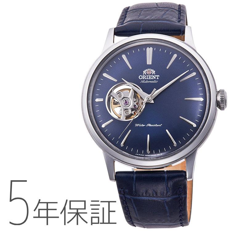 オリエント クラシック ORIENT セミスケルトン 機械式 RN-AG0008L メンズ 腕時計