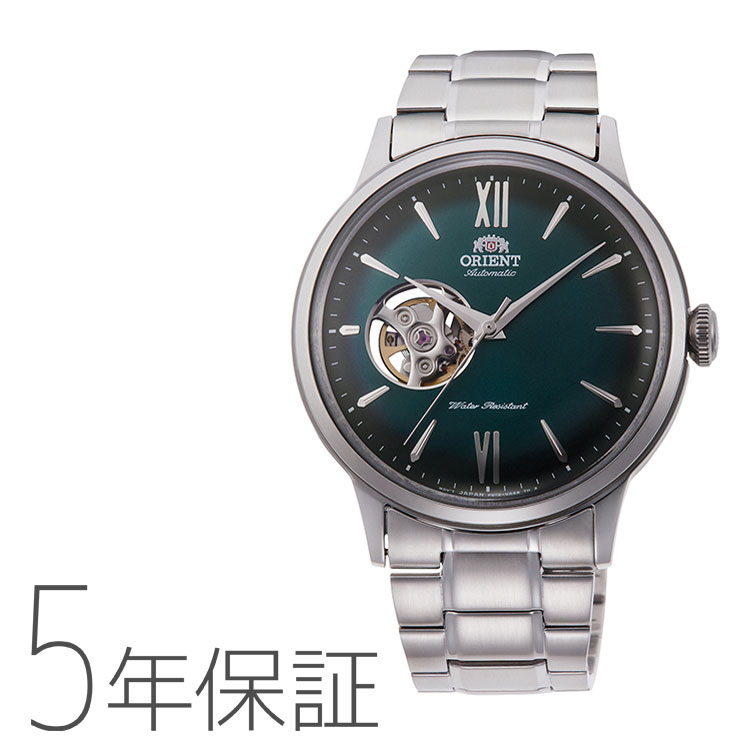 オリエント ORIENT クラシック セミスケルトン 腕時計 メンズ RN-AG0015E 取り寄せ