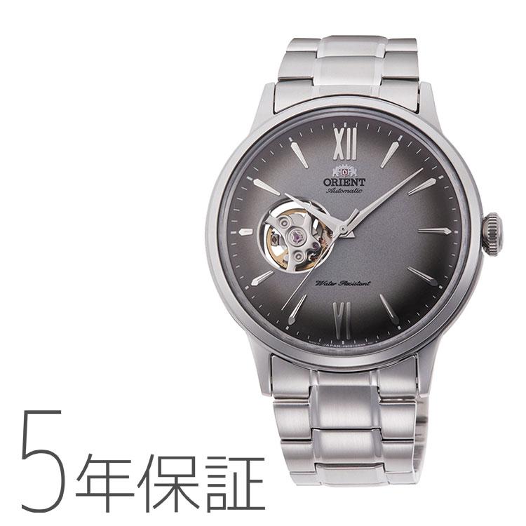 オリエント ORIENT クラシック セミスケルトン 腕時計 メンズ RN-AG0018N