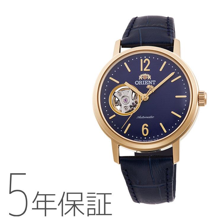 オリエント ORIENT クラシック セミスケルトン 腕時計 ユニセックス RN-AG0021L 取り寄せ