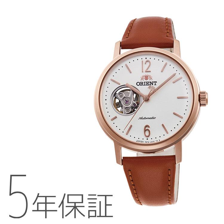 オリエント ORIENT クラシック セミスケルトン 腕時計 ユニセックス RN-AG0022S お取り寄せ