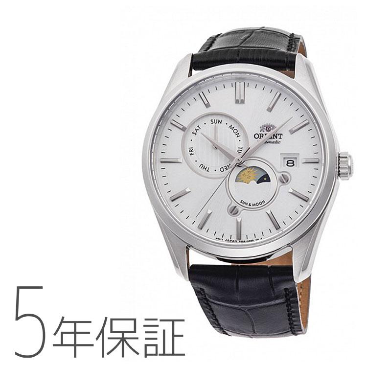 オリエント ORIENT コンテンポラリー SUN&MOON 機械式 日本製 腕時計 メンズ RN-AK0305S お取り寄せ
