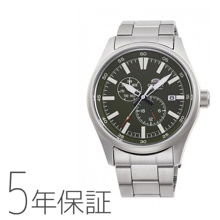 オリエント ORIENT スポーツ 機械式 日本製 腕時計 メンズ RN-AK0402E お取り寄せ