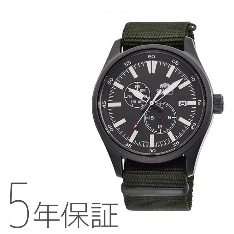 オリエント ORIENT スポーツ 機械式 日本製 腕時計 メンズ RN-AK0403N お取り寄せ