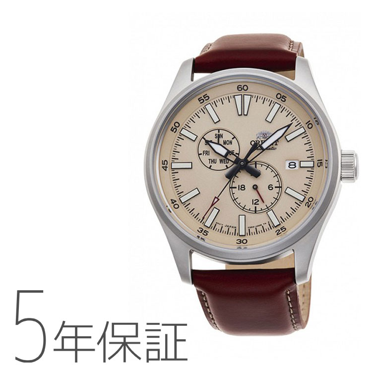 オリエント ORIENT スポーツ 機械式 日本製 腕時計 メンズ RN-AK0405Y お取り寄せ