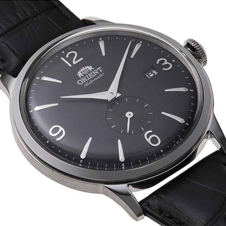 オリエント クラシック ORIENT セミスケルトン 機械式 RN-AP0005B メンズ 腕時計