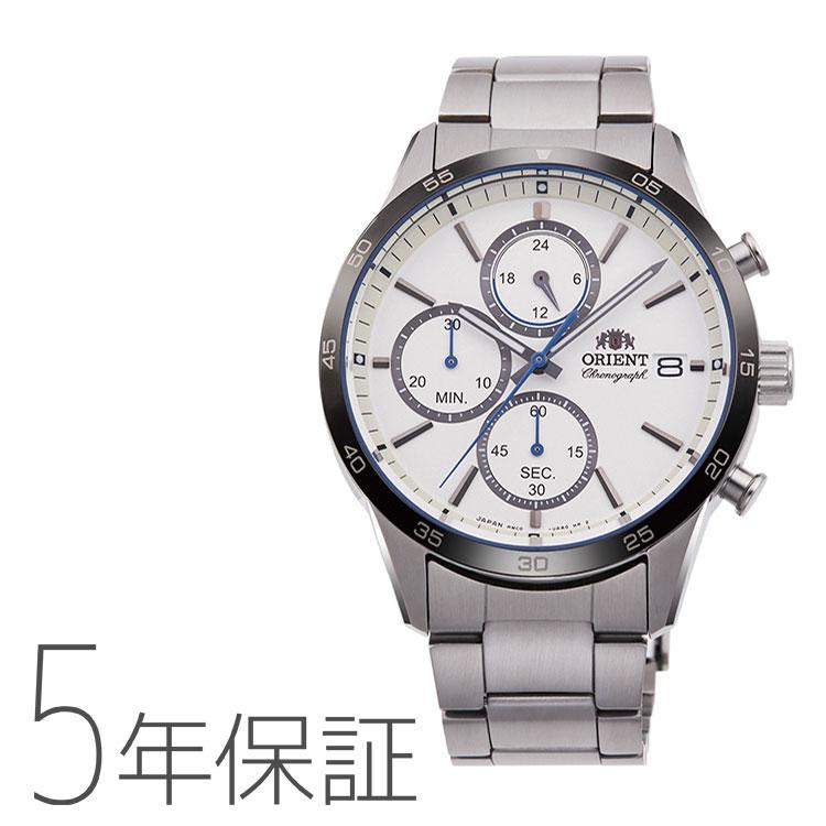 オリエント ORIENT コンテンポラリー クロノグラフ 腕時計 メンズ RN-KU0001S 取り寄せ