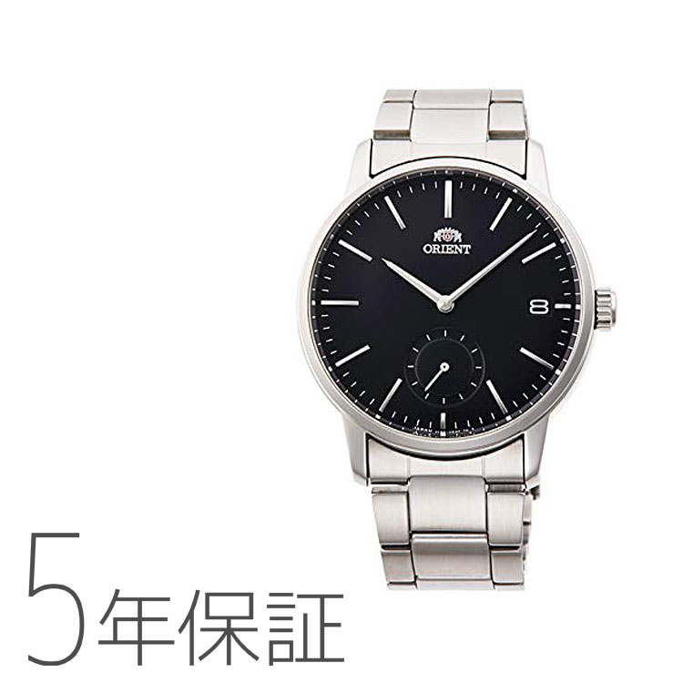オリエント ORIENT コンテンポラリー クオーツ スモールセコンド 日本製 腕時計 メンズ RN-SP0001B お取り寄せ