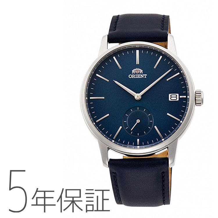 オリエント ORIENT コンテンポラリー クオーツ スモールセコンド 日本製 腕時計 メンズ RN-SP0004L お取り寄せ