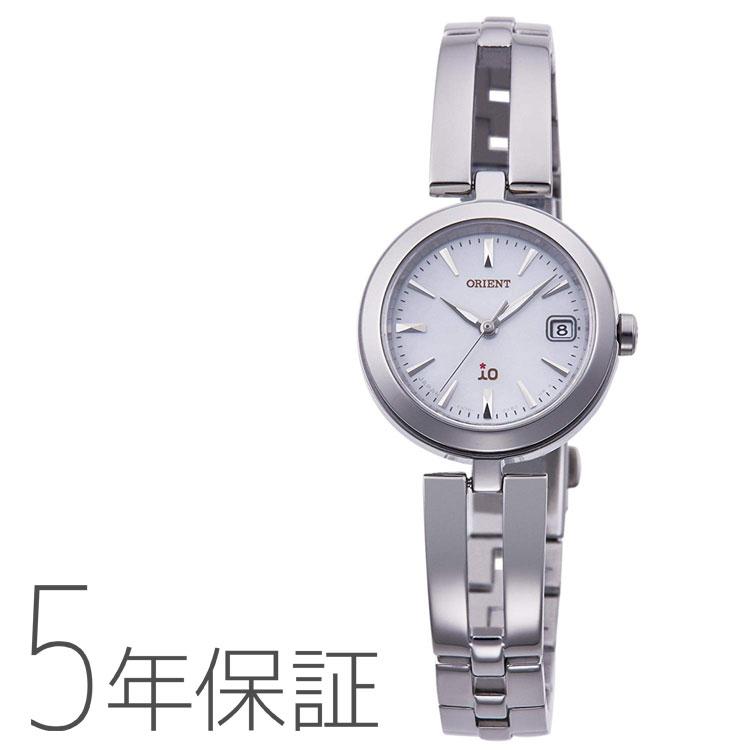 オリエント ORIENT イオ io 日本製 ソーラー 腕時計 レディース RN-WG0001S
