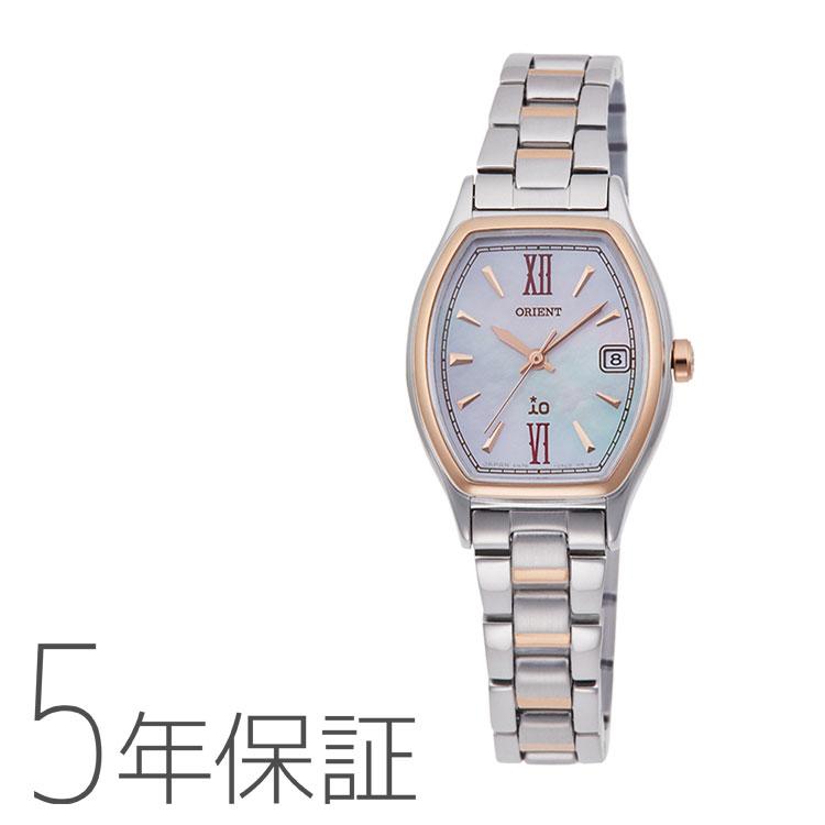オリエント ORIENT イオ iO ナチュラル&プレーンシリーズ トノーモデル 腕時計 レディース RN-WG0010A お取り寄せ
