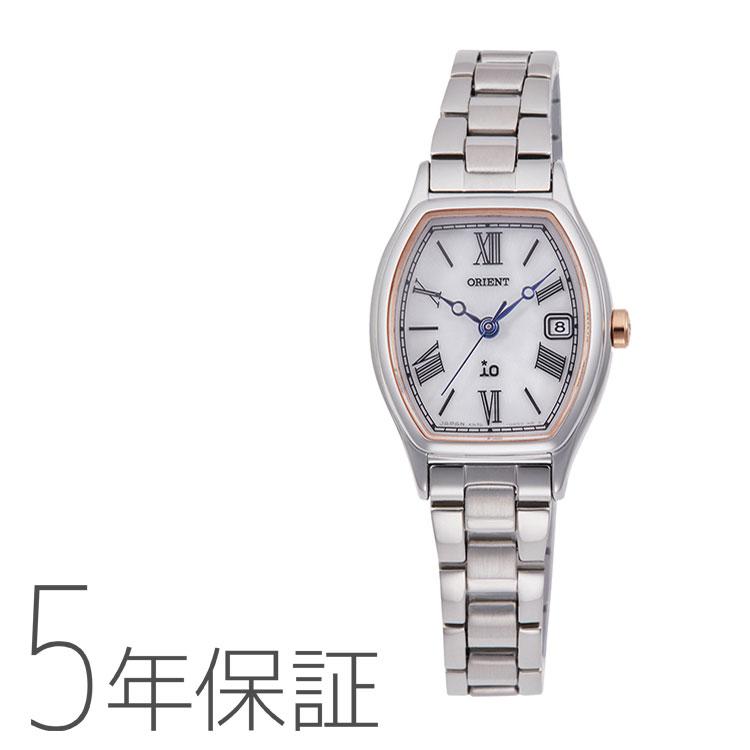 オリエント ORIENT イオ iO ナチュラル&プレーンシリーズ トノーモデル 腕時計 レディース RN-WG0012S お取り寄せ