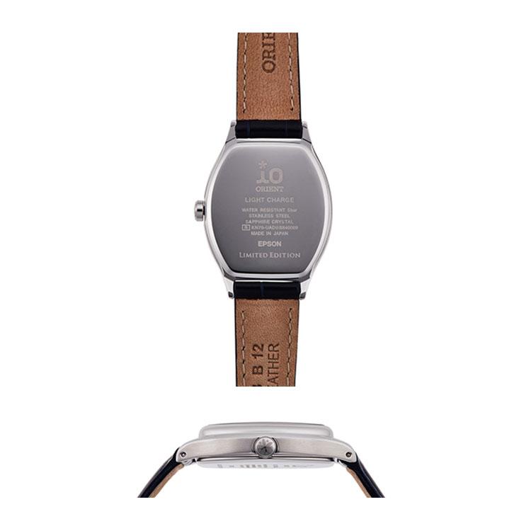 オリエント ORIENT イオ iO ナチュラル&プレーンシリーズ トノー 限定モデル 腕時計 レディース RN-WG0015L 取り寄せ