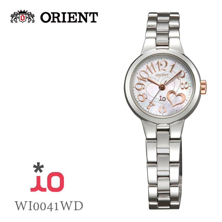 オリエント ORIENT イオ iO ハッピーソーラー 日本製 WI0041WD 腕時計