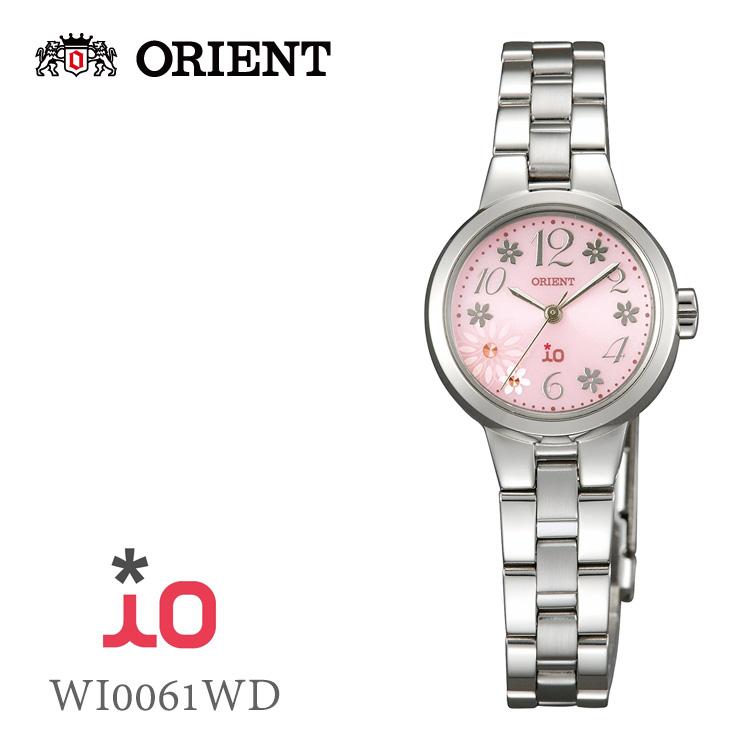 オリエント ORIENT イオ iO ハッピーソーラー 日本製 WI0061WD 腕時計