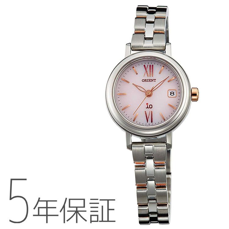 オリエント ORIENT イオ io ソーラー 日本製 腕時計 レディース WI0061WG