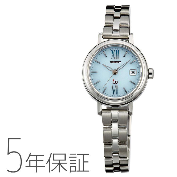 オリエント ORIENT イオ io ソーラー 日本製 腕時計 レディース WI0071WG