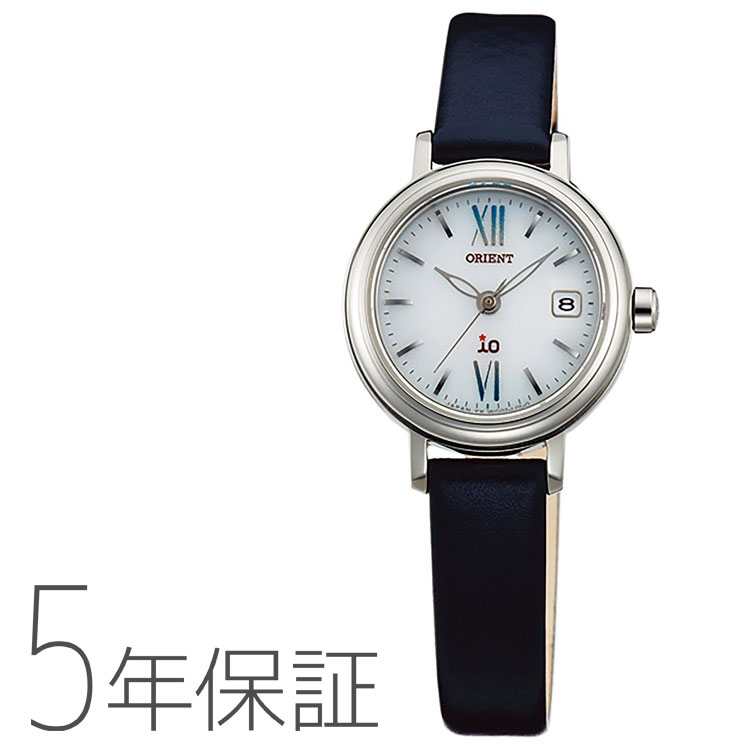 オリエント ORIENT イオ io ソーラー 日本製 腕時計 レディース WI0081WG