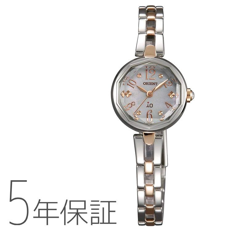 オリエント ORIENT イオ io ソーラー 日本製 腕時計 レディース WI0191WD