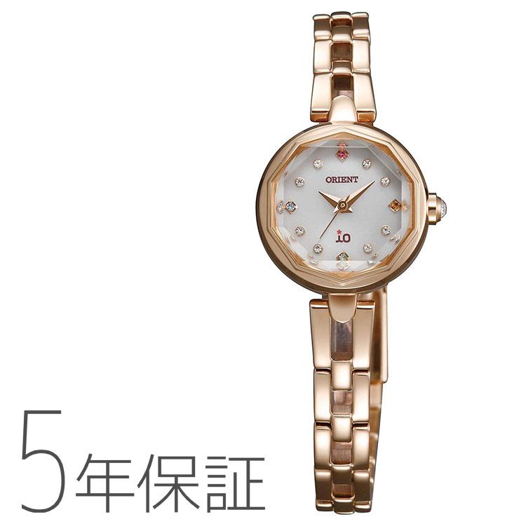 オリエント ORIENT イオ io ソーラー 日本製 腕時計 レディース WI0201WD