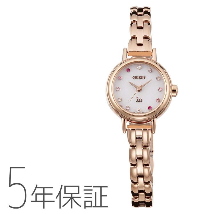 オリエント ORIENT イオ io ソーラー 日本製 腕時計 レディース WI0411WD