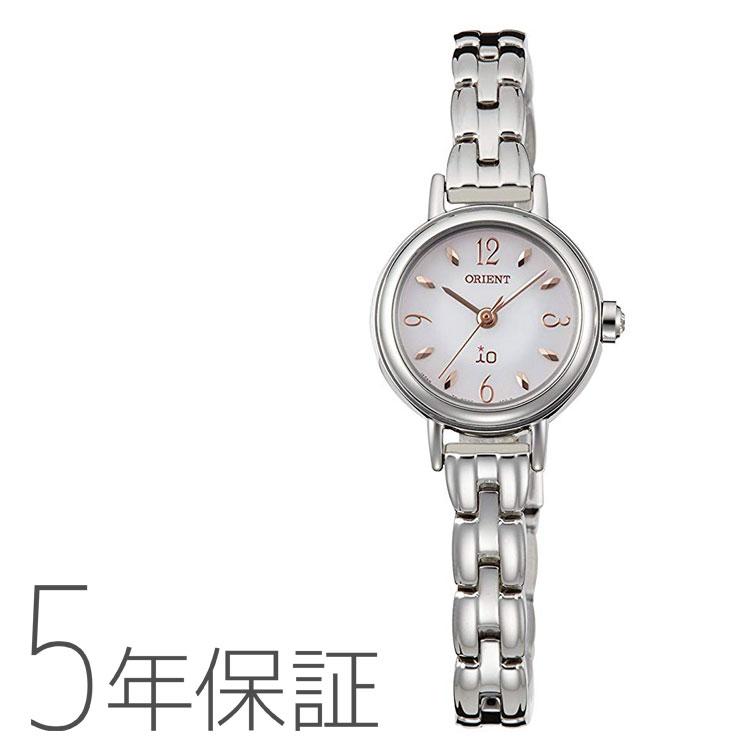 オリエント ORIENT イオ io ソーラー 日本製 腕時計 レディース WI0431WD