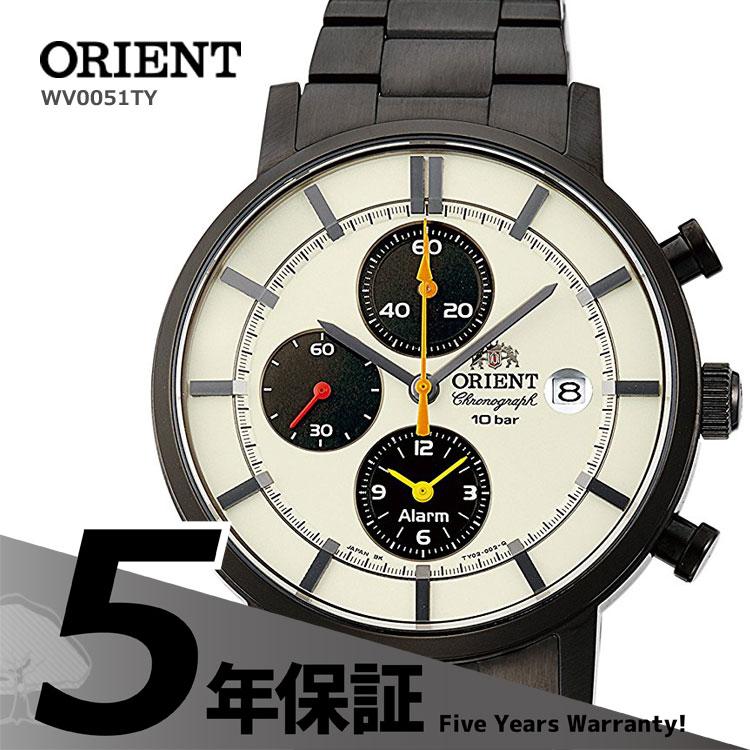 オリエント ORIENT WV0051TY オリエント ORIENT ソーラークロノグラフ 腕時計 メンズ 取り寄せ
