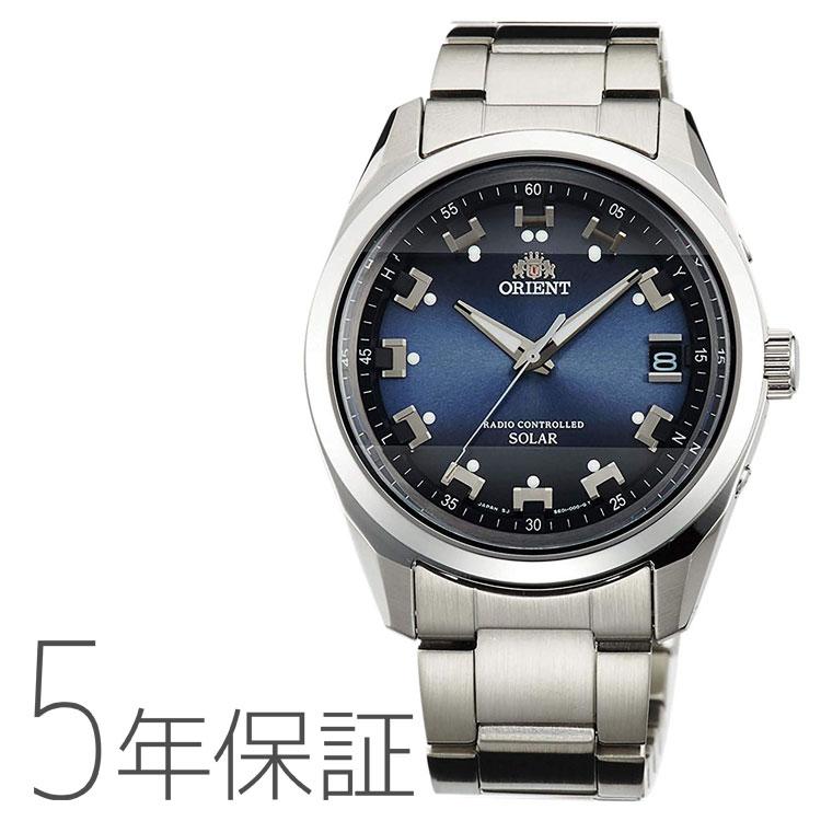 オリエント ORIENT コンテンポラリー Neo70's ソーラー電波 日本製 腕時計 メンズ WV0071SE お取り寄せ