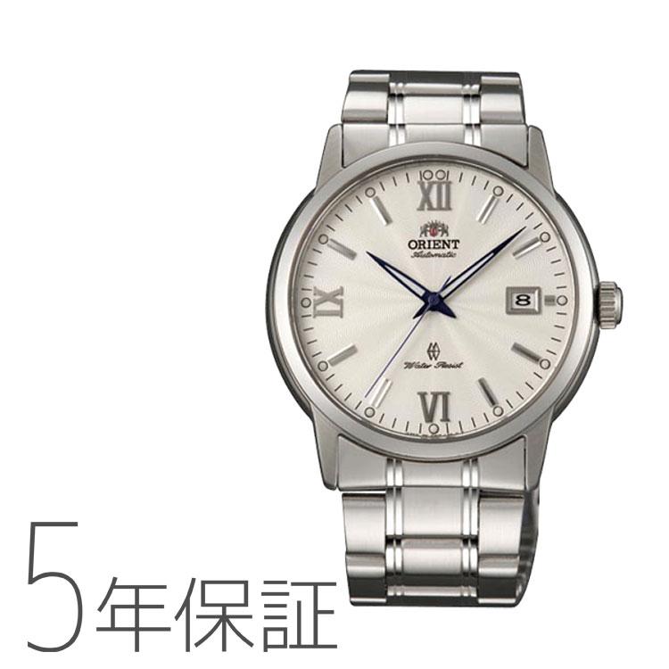 オリエント ORIENT コンテンポラリー 機械式 日本製 腕時計 メンズ WV0551ER お取り寄せ