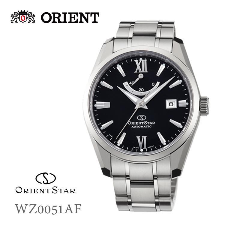 オリエントスター ORIENT STAR チタニウム 腕時計 男性用 メンズ 機械式 WZ0051AF お取り寄せ