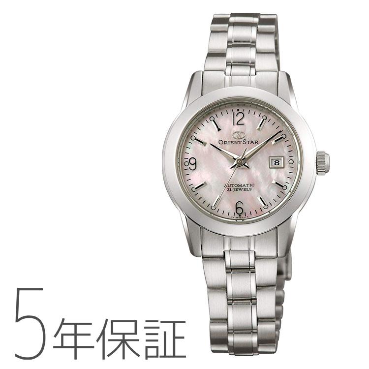 オリエントスター ORIENTSTAR コンテンポラリー スタンダード 機械式 日本製 腕時計 レディース WZ0411NR お取り寄せ