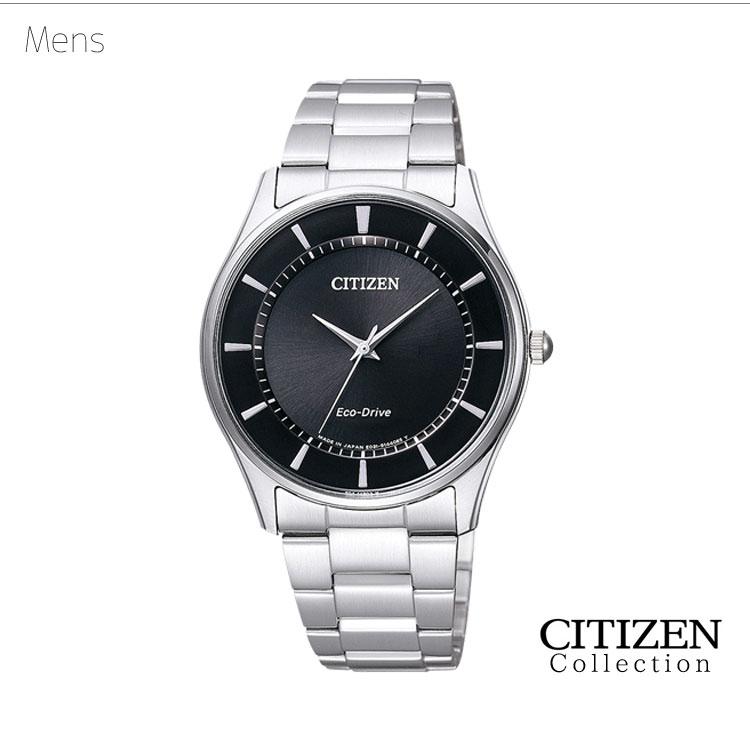 ペアウォッチ ペアセット Citizen Collection ペア 腕時計 メタルバンド 黒 ブラック シチズンコレクション BJ6480-51E/EM0400-51E CITIZEN シチズン SPAIR0009