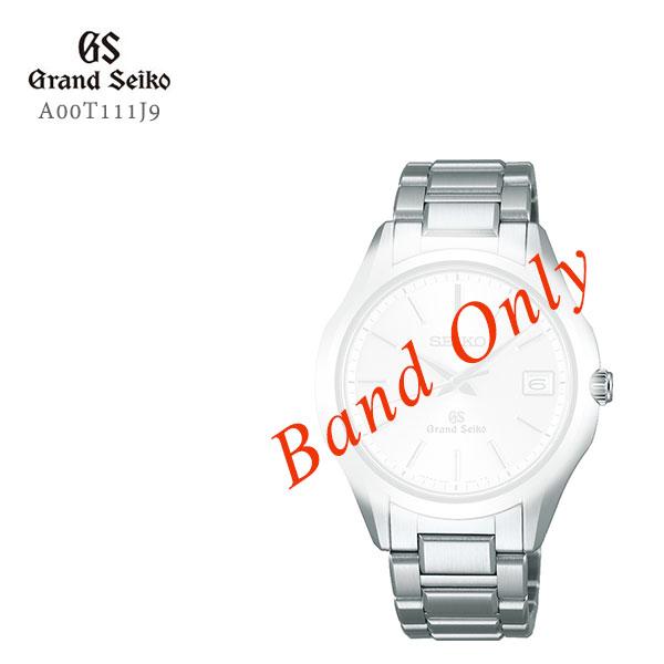 GRAND SEIKO グランドセイコー 紳士用 純正メタルバンド ステンレス 替えバンド A00T111J9 取り寄せ