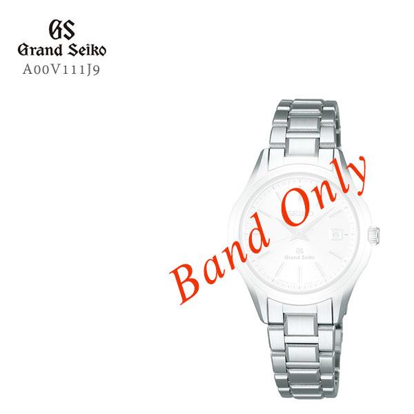 GRAND SEIKO グランドセイコー 紳士用 純正メタルバンド ステンレス 替えバンド A00V111J9 お取り寄せ