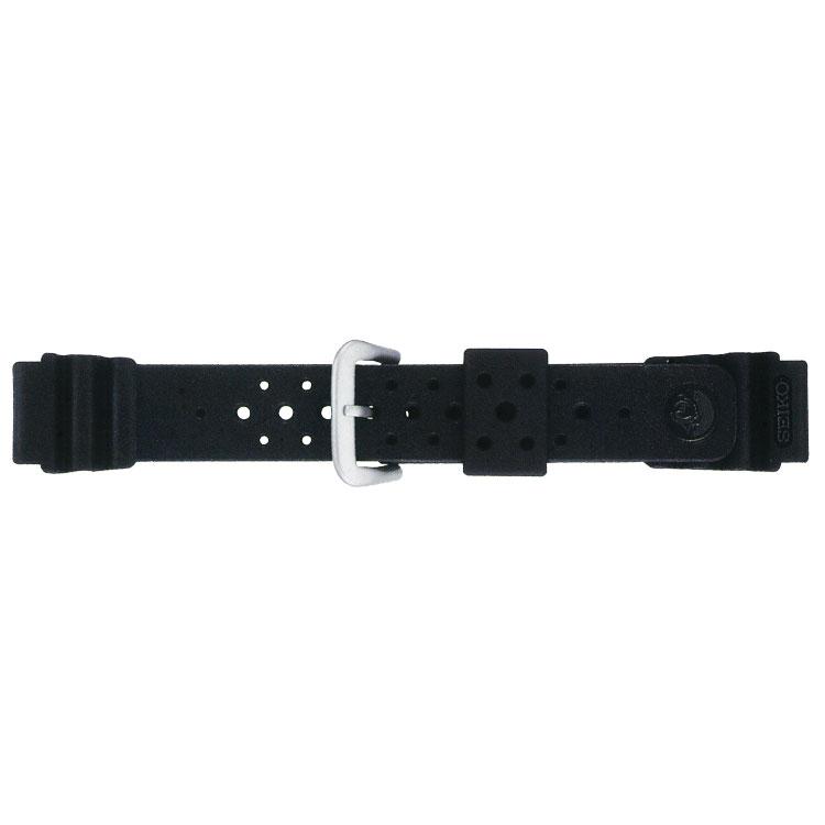 SEIKO Seiko genuine urethane band / diver band gang width: 17 mm replacement band DAL7BP